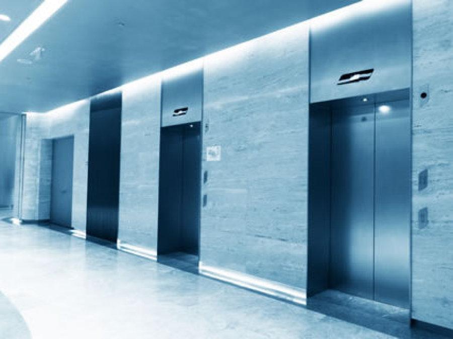Renovación de ascensores región central